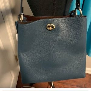 Charlie bucket bag & matching wallet with 12 slots